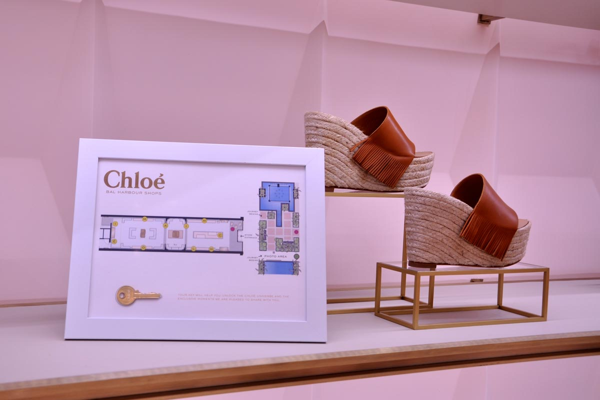 Chloe Bal Harbour Grand Opening